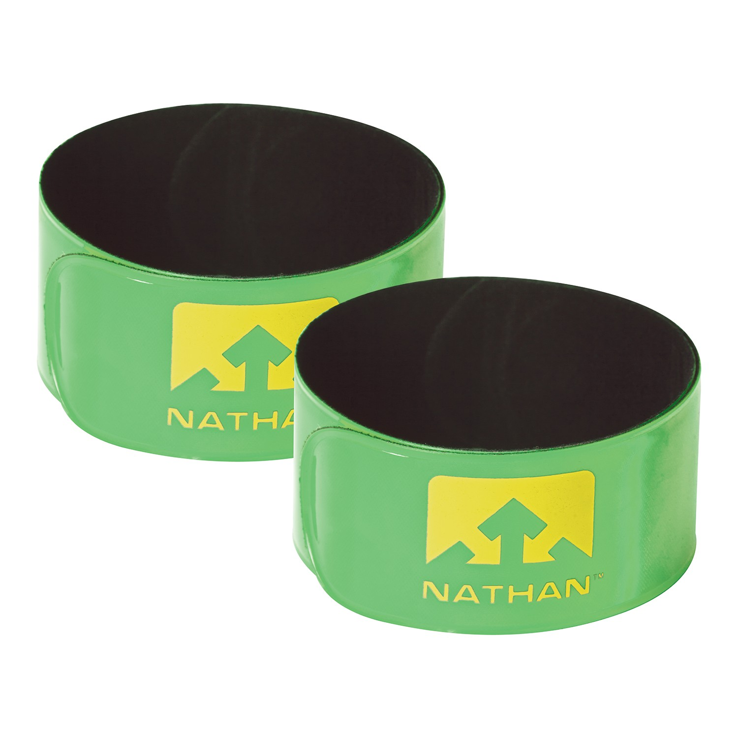 Nathan Reflex Snap Band (2 pack)