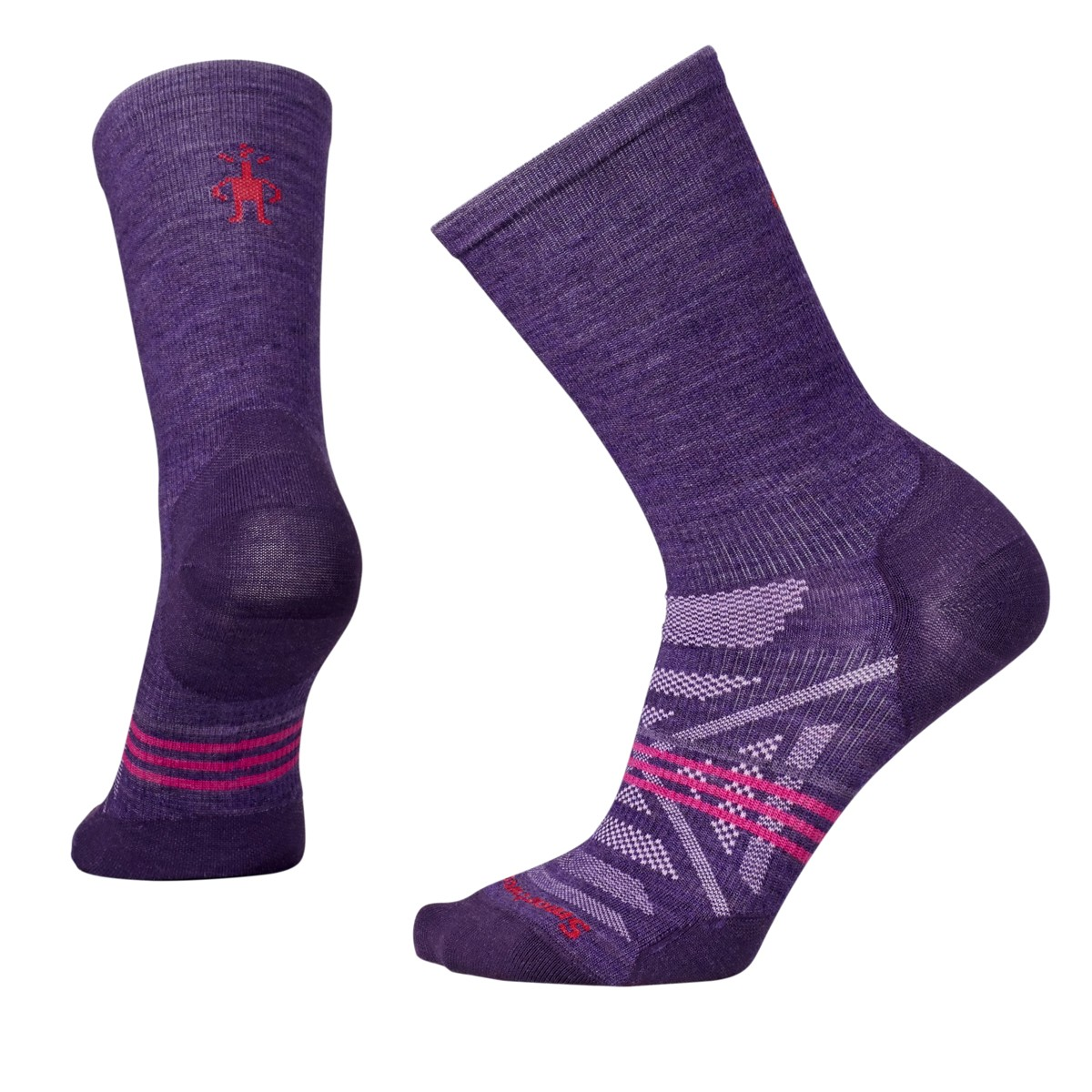 Smartwool Women's PhD Outdoor Ultra Light Crew Sock - SW001304