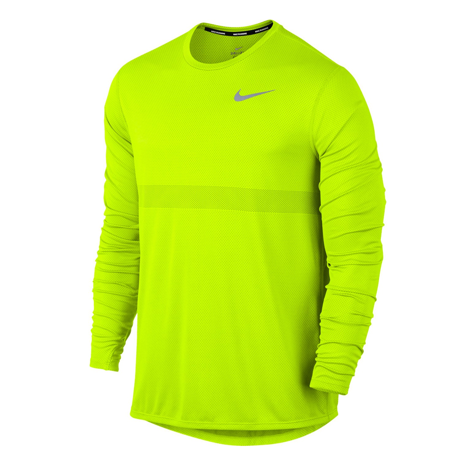 Nike Men's Zonal Cooling Relay Long Sleeve