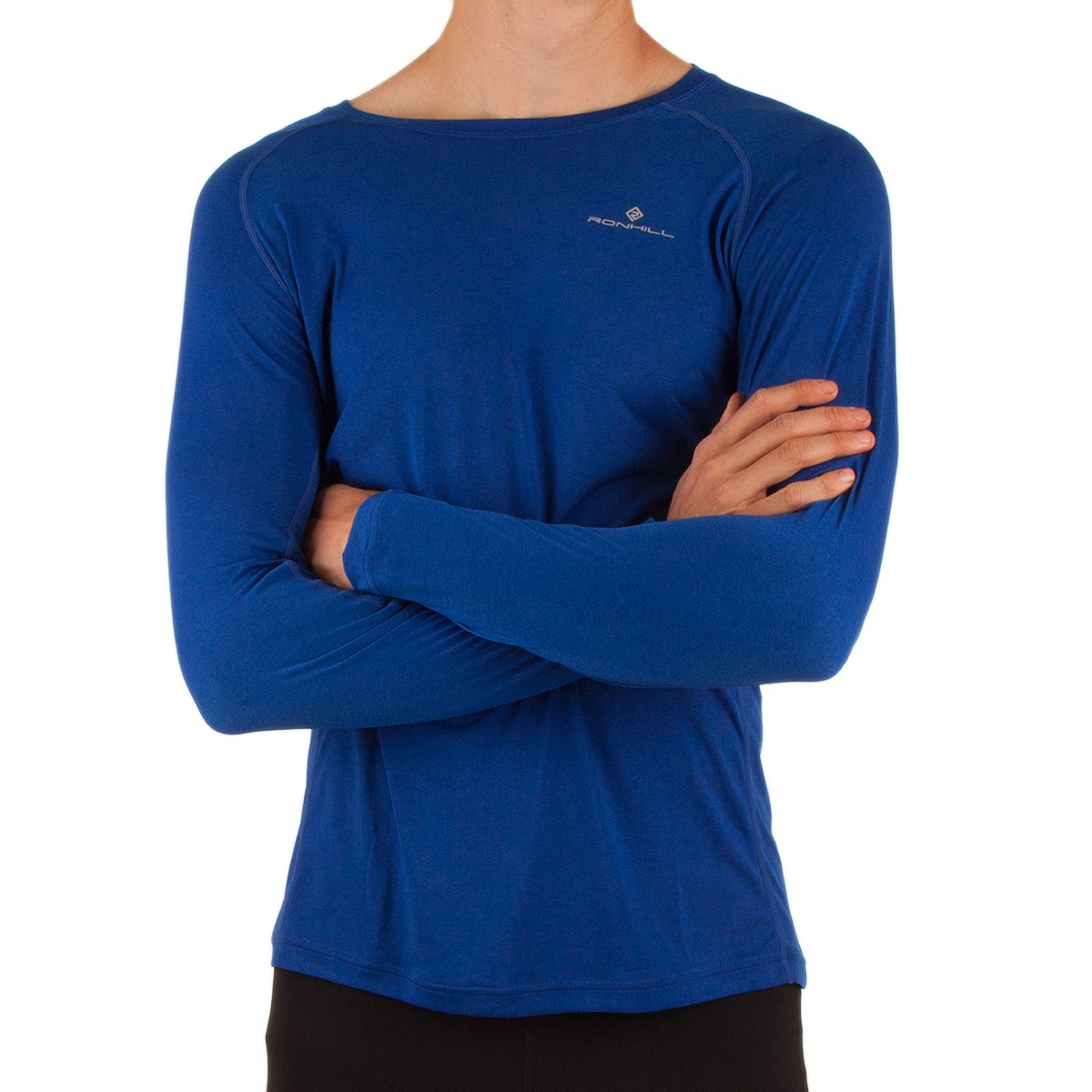 Ronhill Men's Advance Motion Long Sleeve Tee