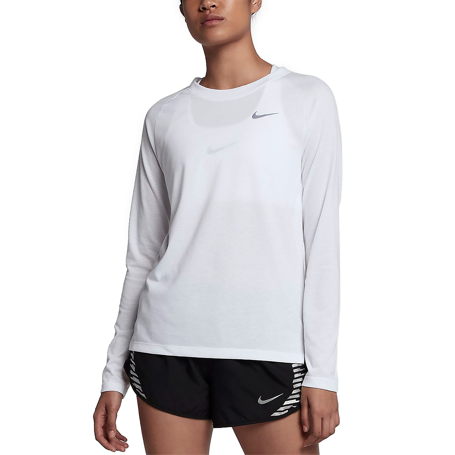 Nike Women's Tailwind Long-Sleeve Running Top